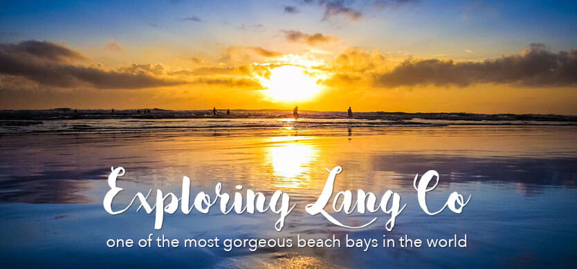 Exploring Lang Co - one of the most gorgeous beach bays in the world