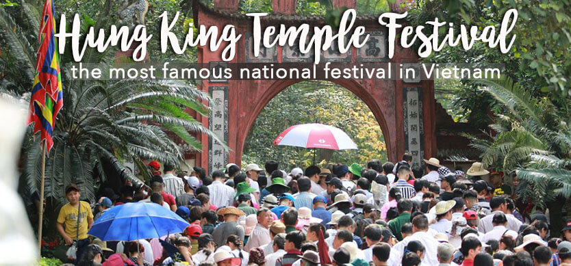 Hung King Temple Festival - the most famous national festival in Vietnam