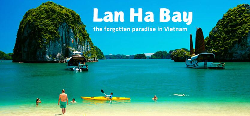 Lan Ha Bay - The forgotten paradise in Vietnam