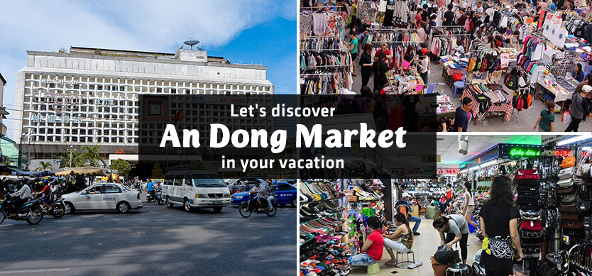 Let's discover An Dong Market in your vacation