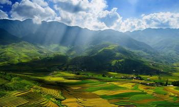 Discover the breathtaking Mu Cang Chai