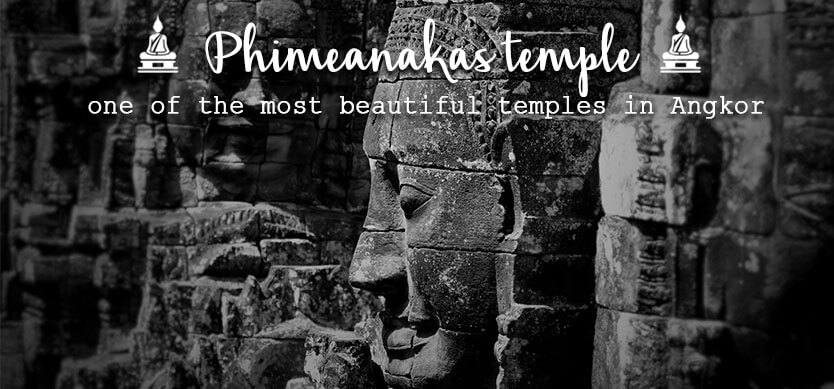 Phimeanakas Temple-One Of The Most Beautiful Temple In Angkor