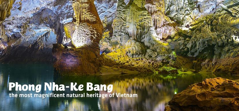 Phong Nha-Ke Bang - the most magnificent natural heritage of Vietnam