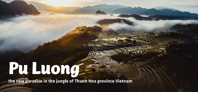 Pu Luong – the new paradise in the jungle of Thanh Hoa province, Vietnam