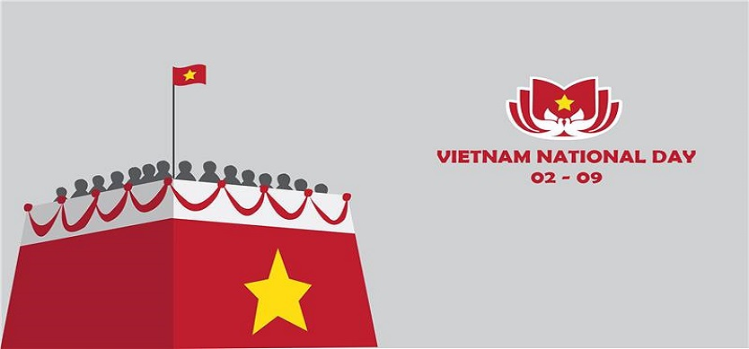Return The Windy Capital Of Tan Trao In The Vietnamese Independence Day