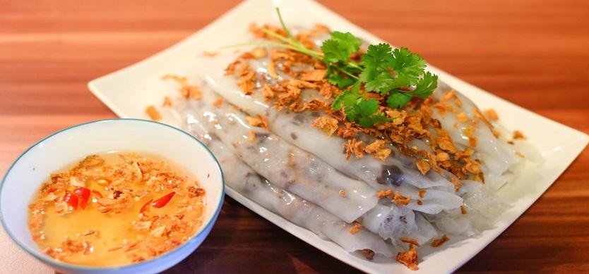 The best banh cuon shops in Hanoi
