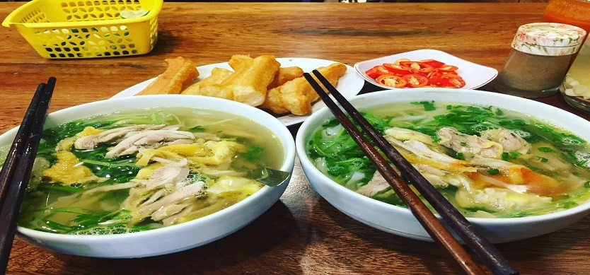 The best pho shops in Hanoi