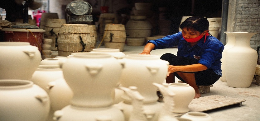 The most famous traditional handicraft villages in Northern Vietnam