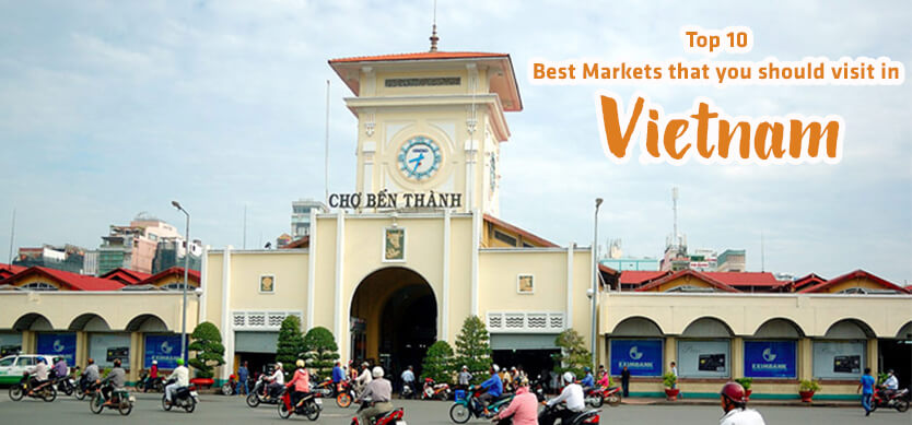 Top 10 Markets That You Should Visit In Vietnam
