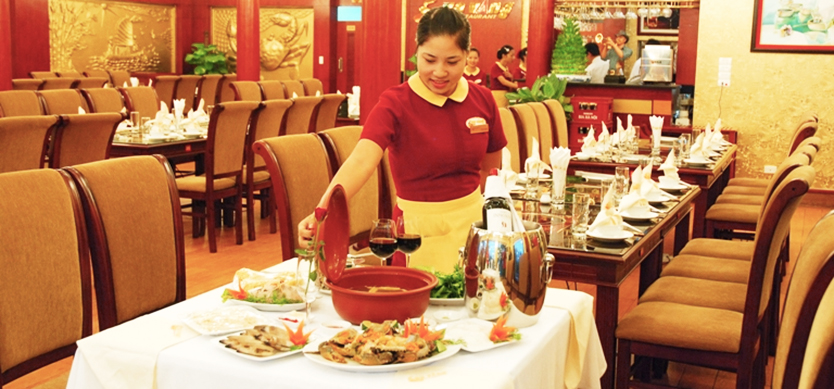 Top 10 Restaurants in Halong