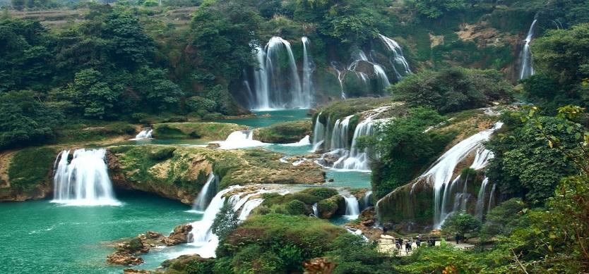 Top 4 Beautiful Waterfalls In The North Of Vietnam