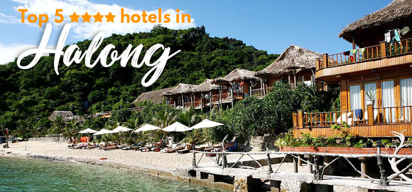 Top 5 4-Star Hotels In Halong Bay