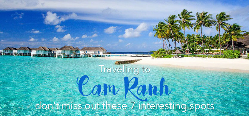 Traveling to Cam Ranh, don't miss out these 7 interesting spots (Editor's choice)