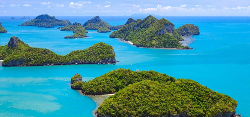 Useful guides when traveling to Mu Ko Ang Thong National Park