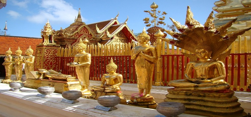 Visit Doi Suthep - The most sacred temple in Thailand