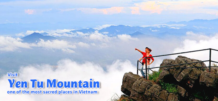 Visit Yen Tu Mountain - one of the sacred places in Vietnam