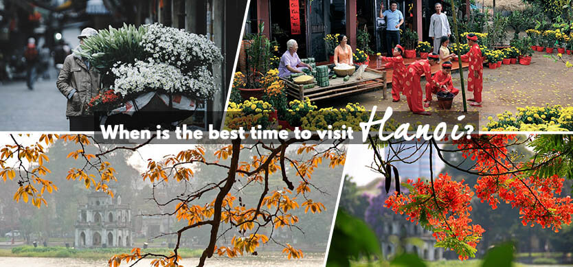When is the best time to visit Hanoi?
