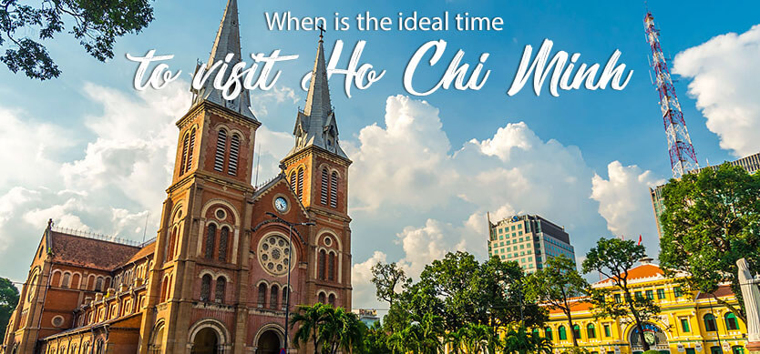 When is the ideal time to visit Ho Chi Minh?