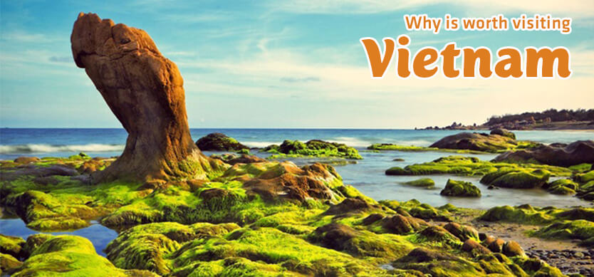 Why is Vietnam worth visiting?