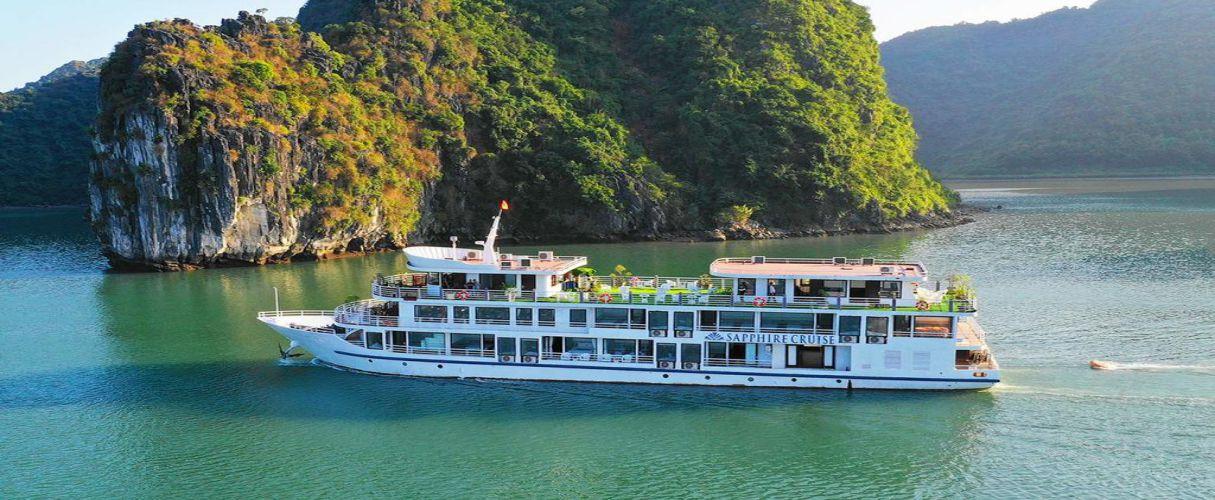 Sapphire Cruise 3 days/ 2 nights
