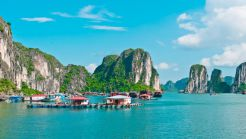 Tour with pickup at hotels in Halong city
