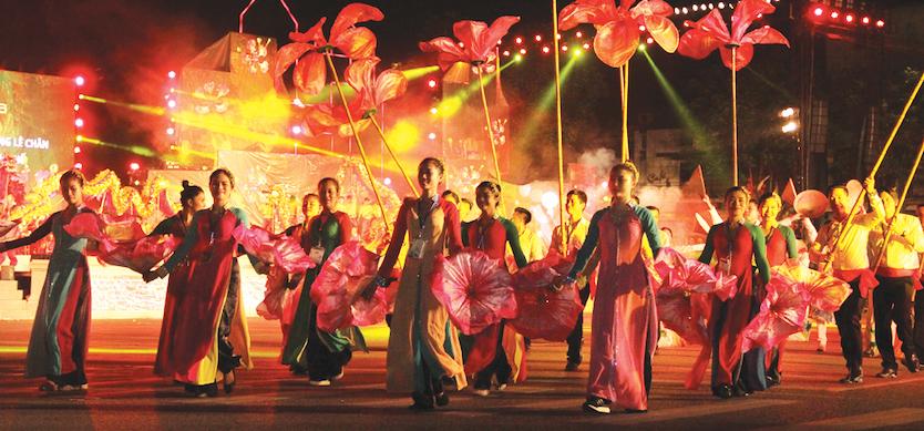 2013 Street Carnaval Festival in Hai Phong