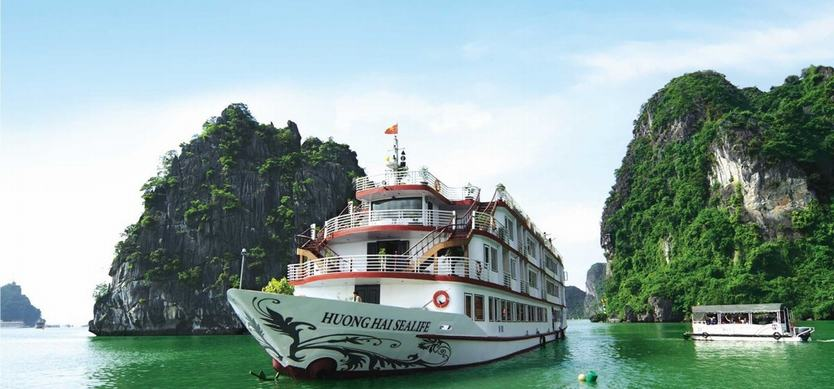 Top 3-star cruises in Halong Bay