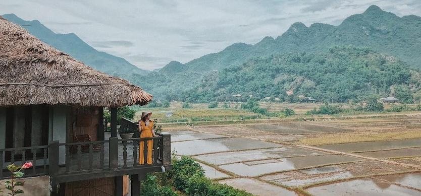 A-Z guides for traveling Mai Chau from Hanoi in April