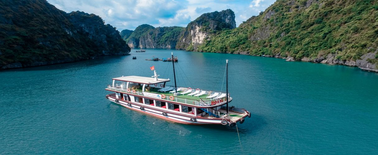 Cat Ba island - Lan Ha Bay full day tour from Hanoi