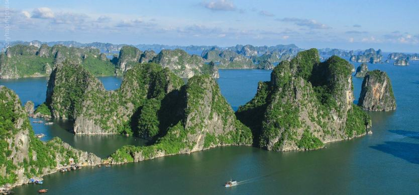 All you need to know to travel to Bai Tu Long Bay