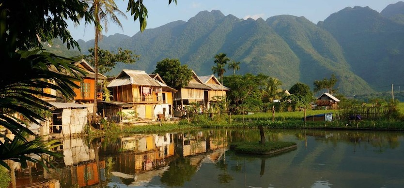 Best time to visit Mai Chau