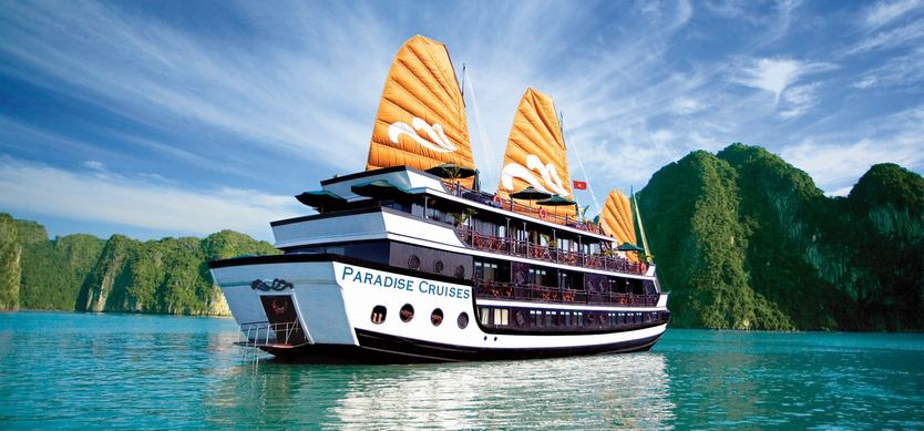 Combo Halong cruise and hotel with promotion