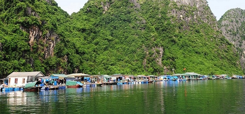 Cua Van Fishing Village in top 16 beautiful coastlines