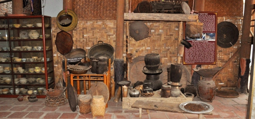 Explore Thai Ethnic Museum in Mai Chau, Hoa Binh
