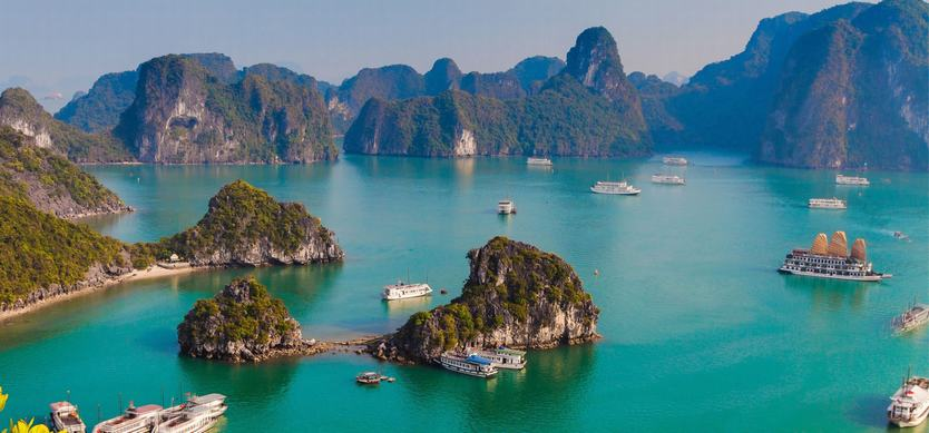 Best places to visit in Halong Bay