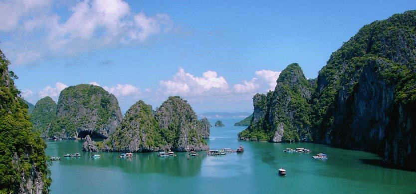 A Trip to Halong Bay from Sapa
