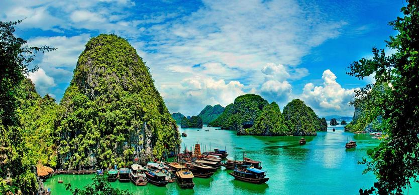fr-Halong weather and best time to visit Halong