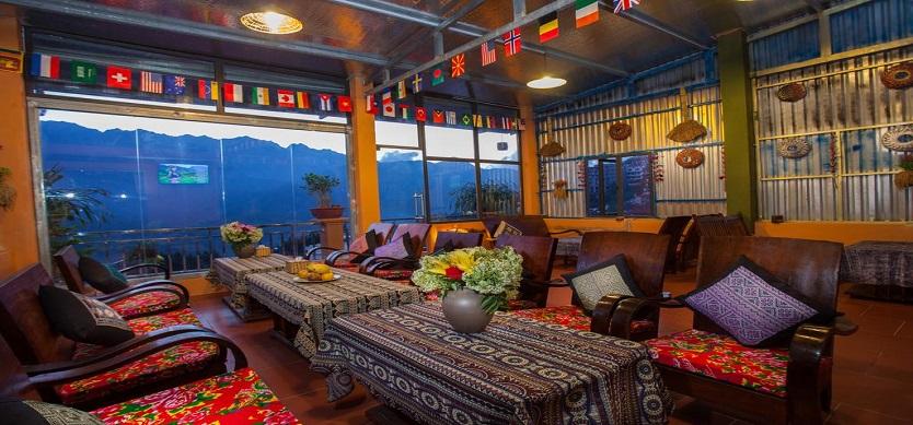 Homestays brings foreign language skills to mountainous region
