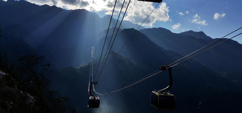 Itinerary To Conquer Fansipan On A Cable Car Trip In Sapa