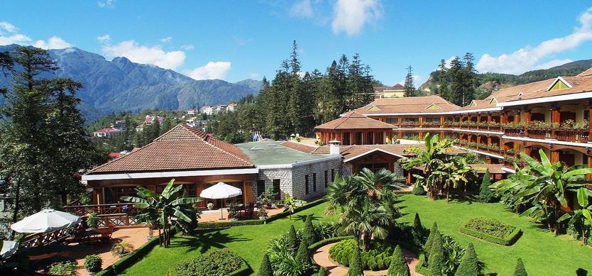 Top Luxury Hotels in Sapa