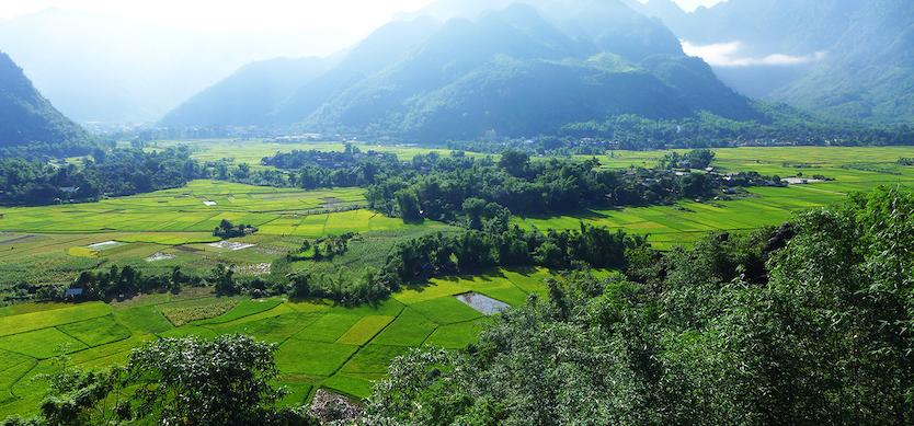 Mai Chau - A beautiful destination