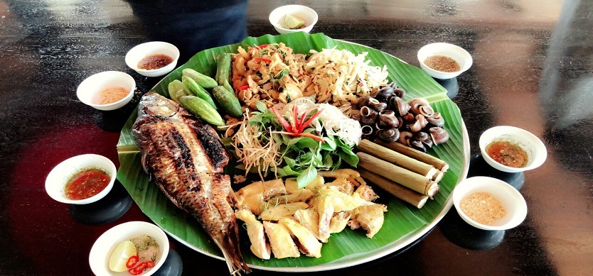 Mai Chau 's specialties