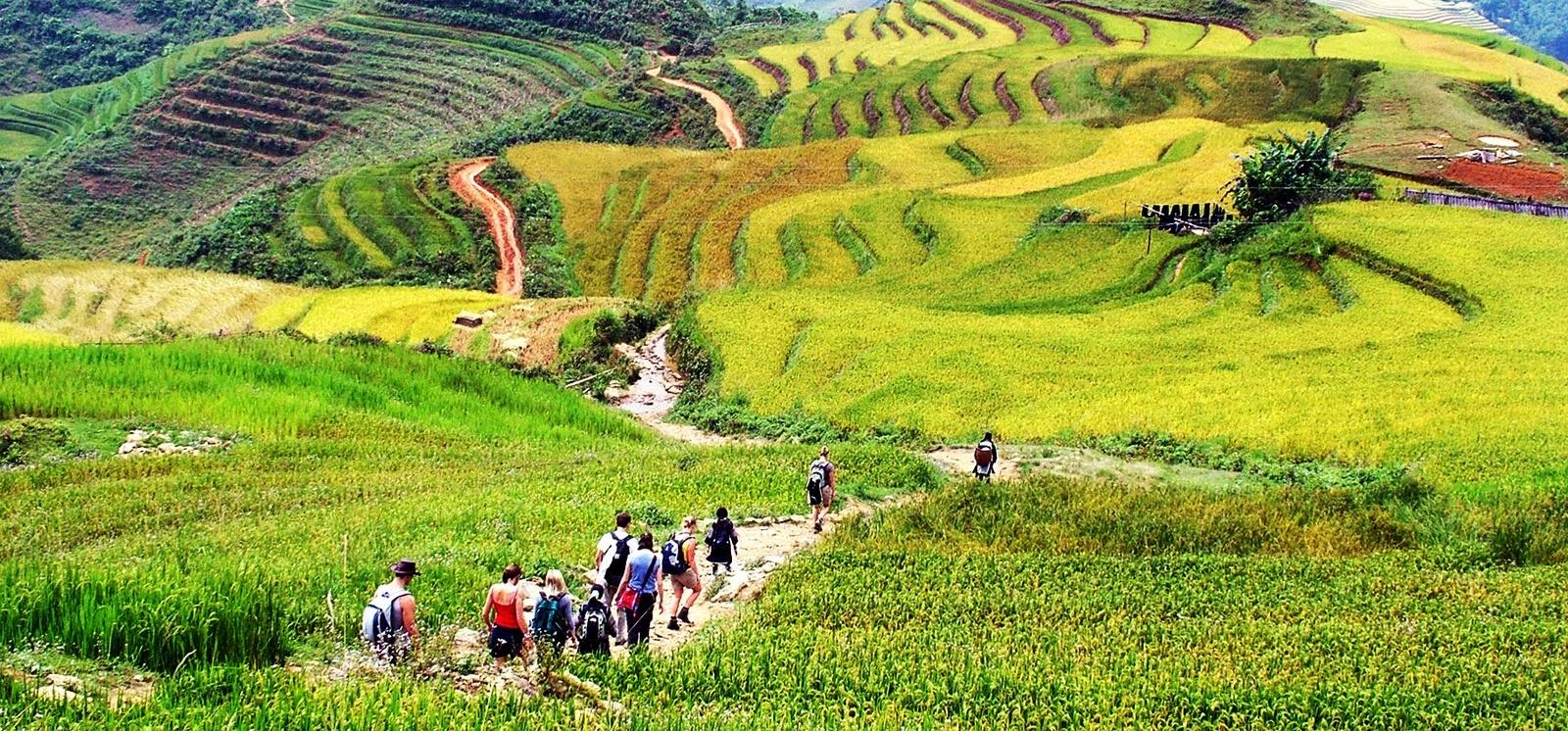 A walk (Hill Tribes)