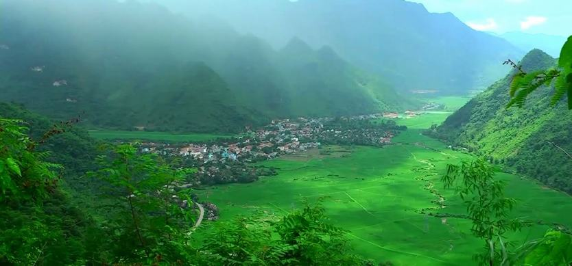 A trip to Mai Chau