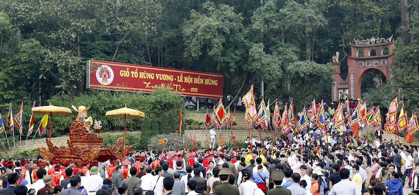 New features in Hung Kings Festival 2013