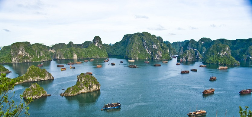 Smiles of Halong – Trademark of Quang Ninh tourism
