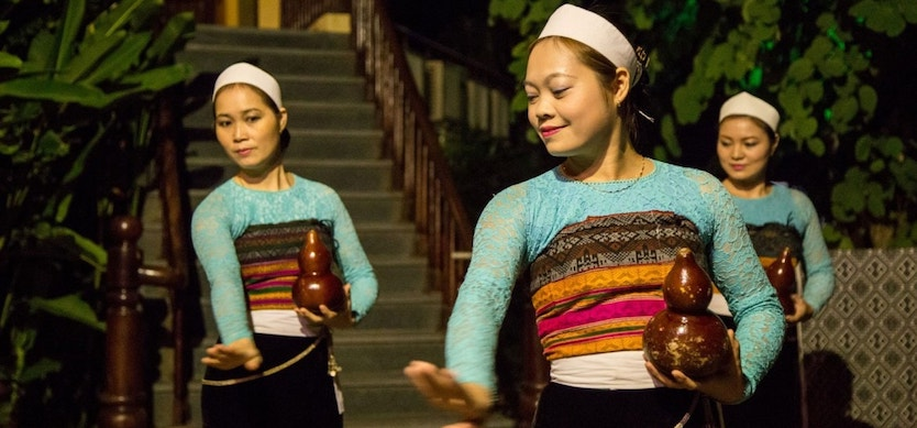 Tet Holiday of Thai People in Mai Chau Valley