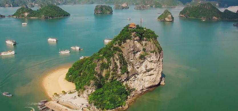 vi-Ti Top Island