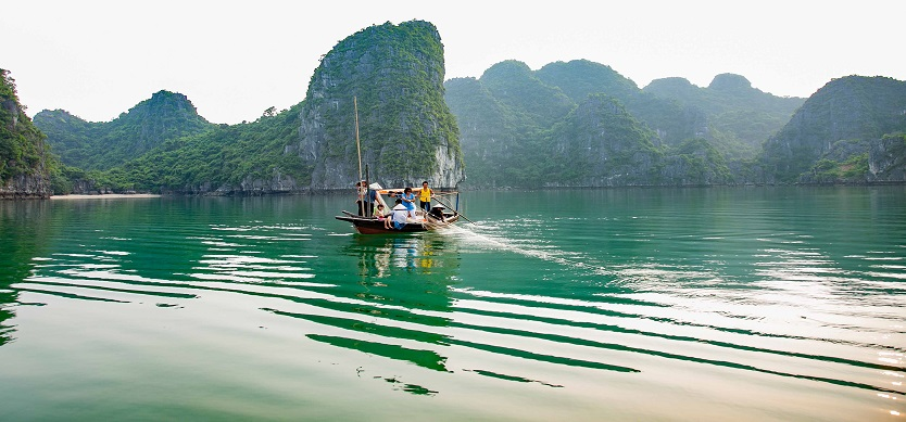 vi-Top 7 unique activities that can only be found in Halong Bay