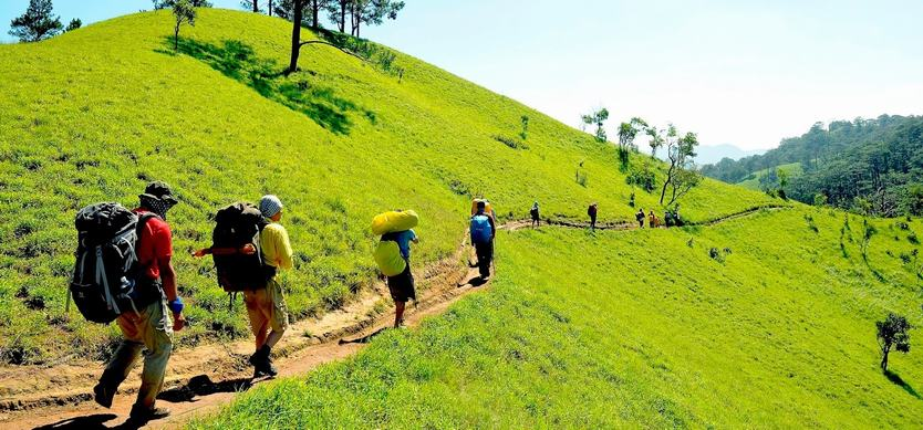 Top 10 trekking sites in Vietnam with attractive landscape